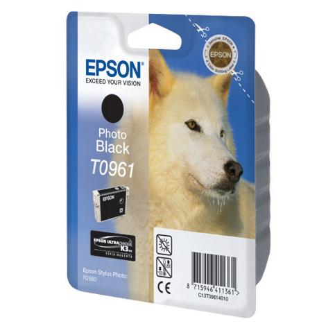 Картридж EPSON C13T09614010 Photo Black для Stylus Photo R2880
