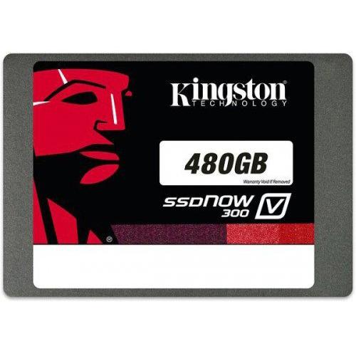 Накопитель 2.5″ SSD SATA3 480Гб Kingston V300 ( SV300S37A/480G )