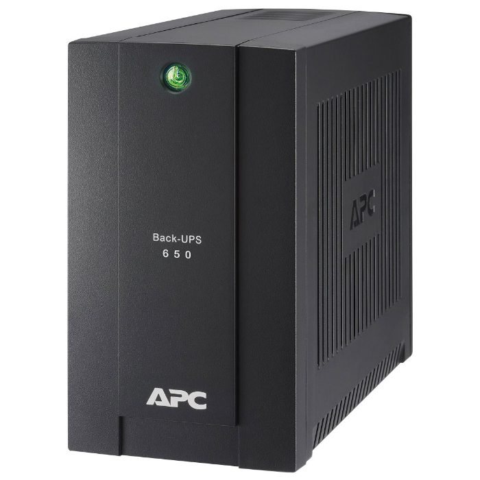 ИБП APC by Schneider Electric Back-UPS BC650-RSX761 650ВА