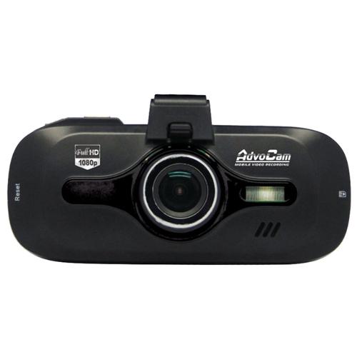 Видеорегистратор Advocam FD8 Black GPS, черный