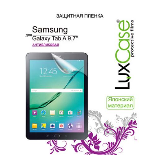 "Защитная плёнка для Samsung T810\T815 Galaxy Tab S2 9.7"" Luxcase Антибликовая"