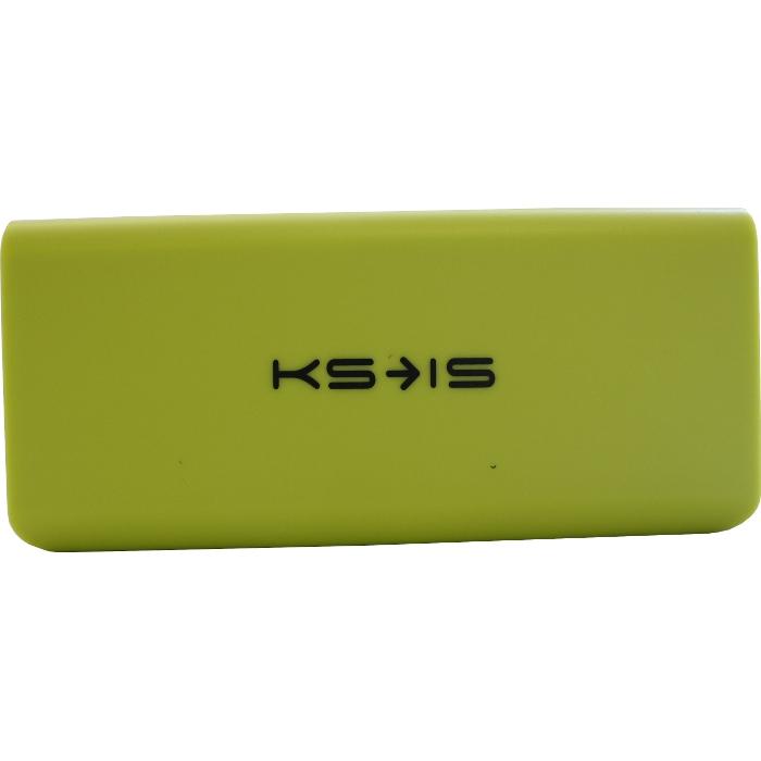 Внешний аккумулятор универсальный KS-is KS-229Green 16800mAh зеленый