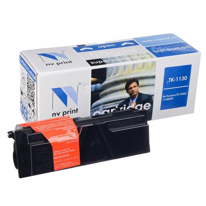 Картридж NV-Print NVP- TK-1130 для Kyocera FS 1030/1130 (3000k)
