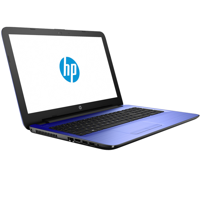 Ноутбук 15,6″ HP 15-ay549ur Intel N3710/4Gb/500Gb/AMD R5 M430 2Gb/15.6″/Win10 синий ( Z9B21EA )