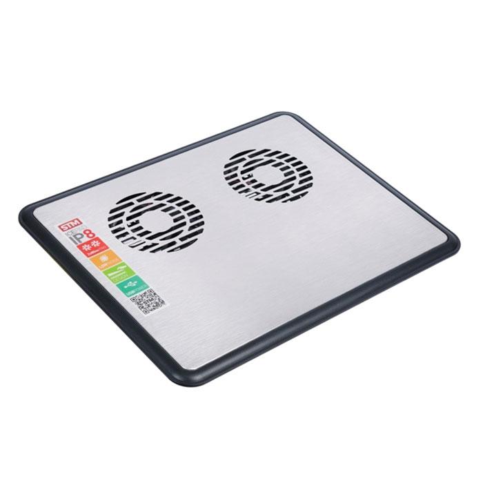 Система охлаждения ноутбука STM Laptop Cooling IP8 ( STA-IP8 ) до 15,6″ Black