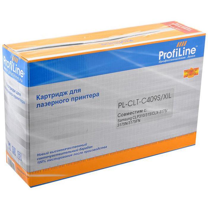 Картридж ProfiLine PL-CLT-C409S Cyan