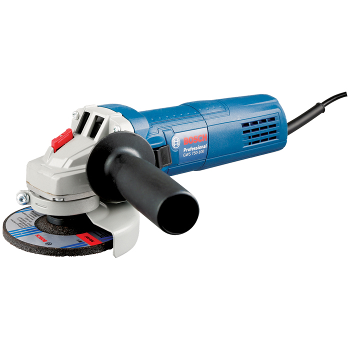 Угловая шлифмашина Bosch GWS 750-115 06013940R0