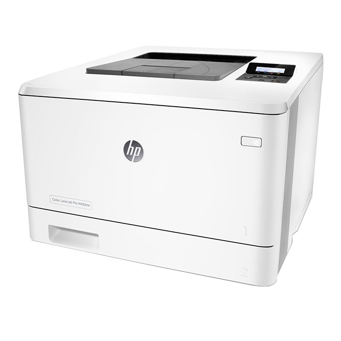 Принтер HP Color LaserJet Pro M452dn CF389A лазерный цветной