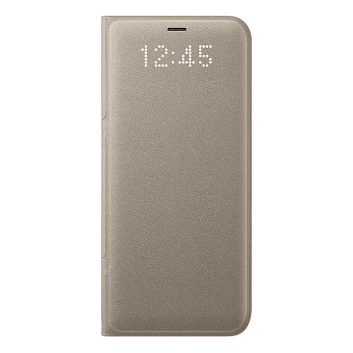 Чехол Samsung LED View Cover для Samsung Galaxy S8 SM-G950, золотистый