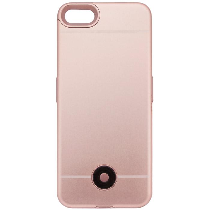 Чехол со встроенной батареей 3800mA для iPhone 7 Liberty «Backup Power» 4 розово-золотистый