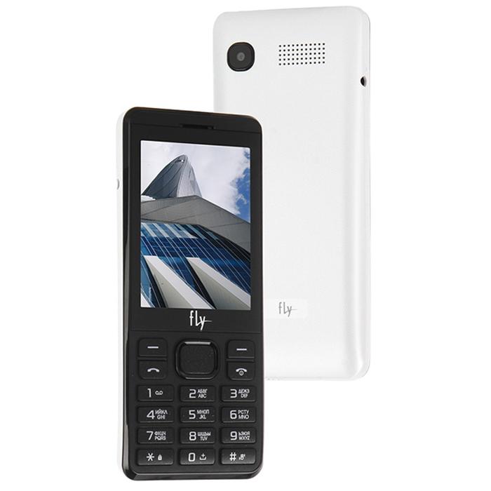 Сотовый телефон Fly FF281 белый