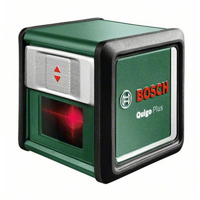 Лазерный нивелир Bosch Quigo III Plus 0603663600