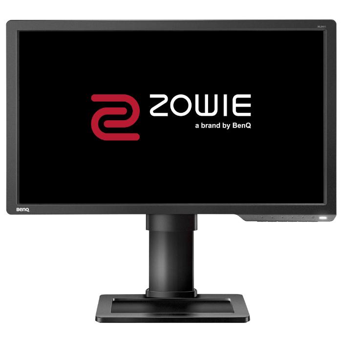 Монитор ЖК Benq ZOWIE XL2411 24″ black VGA DVI HDMI