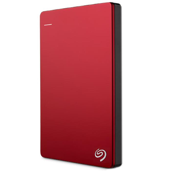 Внешний жесткий диск USB3.0 2.5″ 2.0Тб Seagate Backup Plus ( STDR2000203  ) Красный