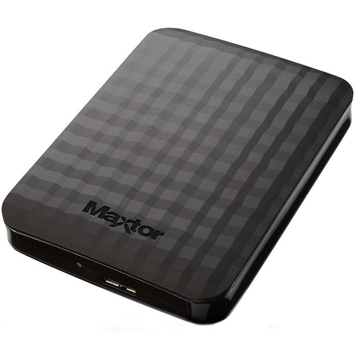 Внешний жесткий диск USB3.0 2.5″ 500Гб Seagate (Samsung) M3 ( HX-M500TCBM ) Черный