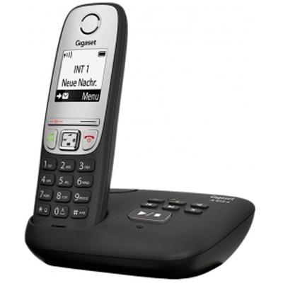 Телефон Dect Siemens A415 A/M black