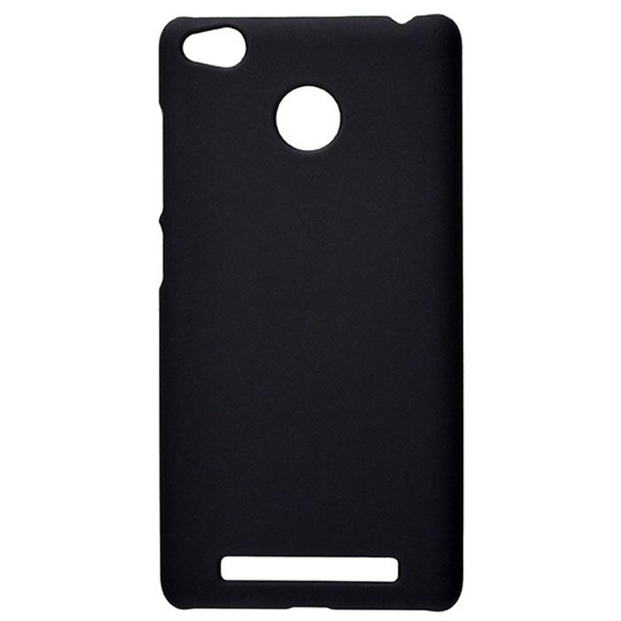 Чехол SkinBox 4People Shield case для Xiaomi Redmi 3s/Pro, черный