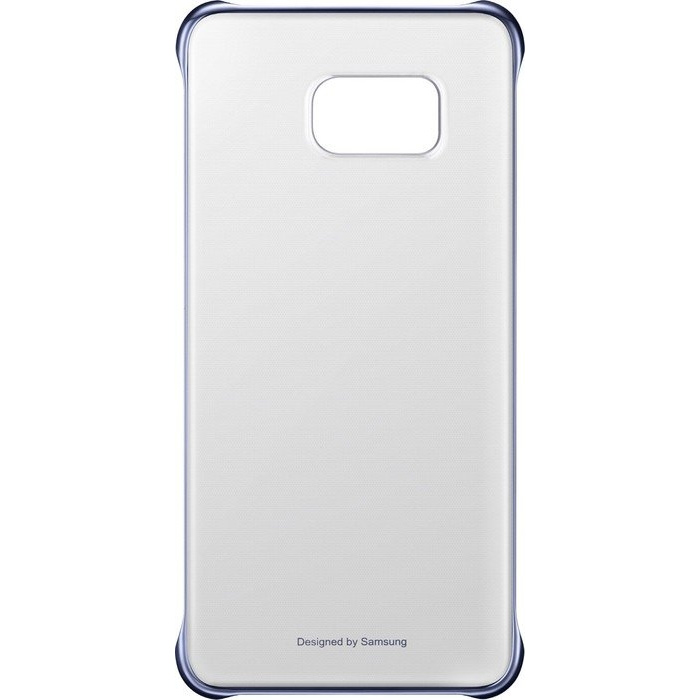 Чехол Samsung Clear Cover для G928 Galaxy S6 Edge Plus, черный