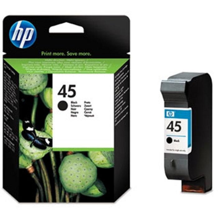 Картридж HP 51645AE №45 Black