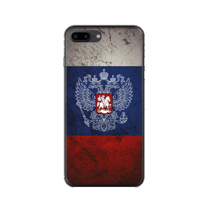 Чехол Deppa Art Case с пленкой для iPhone 7 Plus, Патриот, Флаг