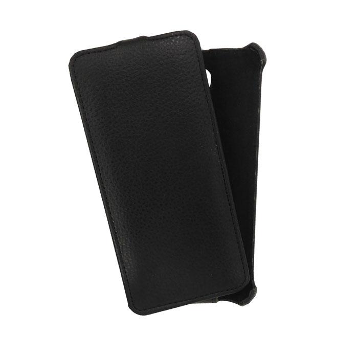 Чехол Gecko Flip case для Samsung Galaxy J5 Prime SM-G570F/DS, черный