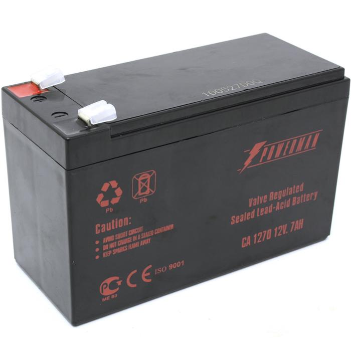 Батарея Powerman CA1270 ( 12V 7.0Ah )