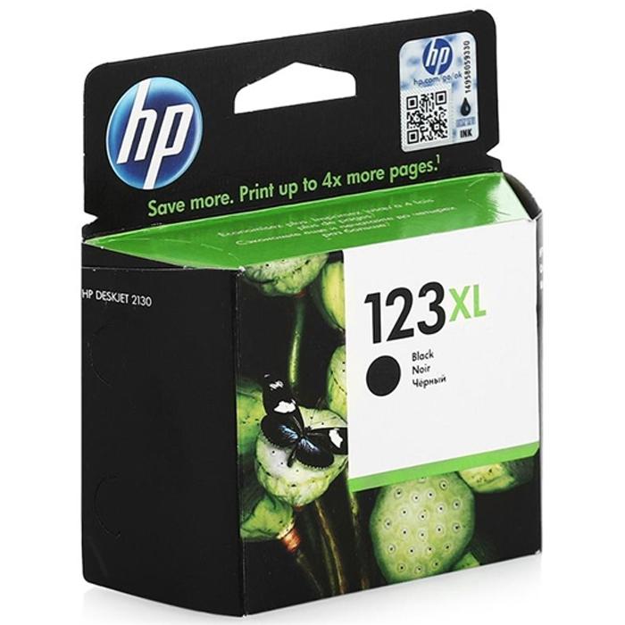 Картридж HP F6V19AE №123XL Black
