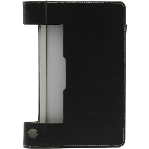 Чехол Skinbox Standart для Lenovo B8000, эко кожа, черный