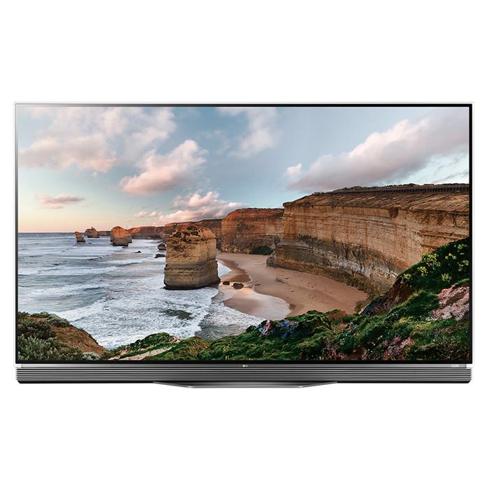 Телевизор ЖК 55′ LG OLED55E6V серый