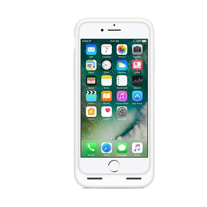 Чехол для iPhone 7 Apple MN012ZM/A со встроеной батареей White