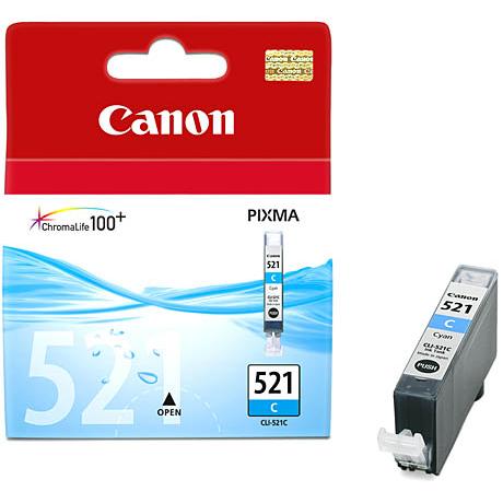 Картридж Canon CLI-521C Cyan