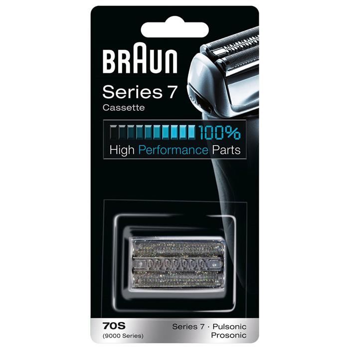 Бритвенная кассета 7 серии Braun 70S Pulsonic