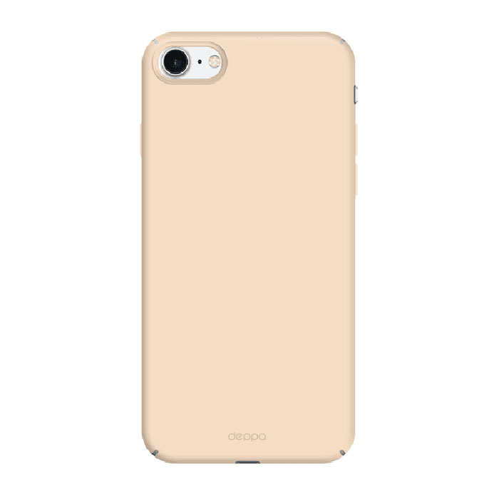 Чехол Deppa Air Case с пленкой для iPhone 7 золотистый