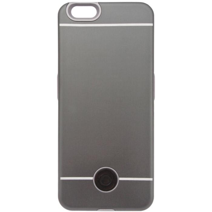 Чехол со встроенной батареей 3800mA для iPhone 6 / iPhone 6S Liberty X5 черный