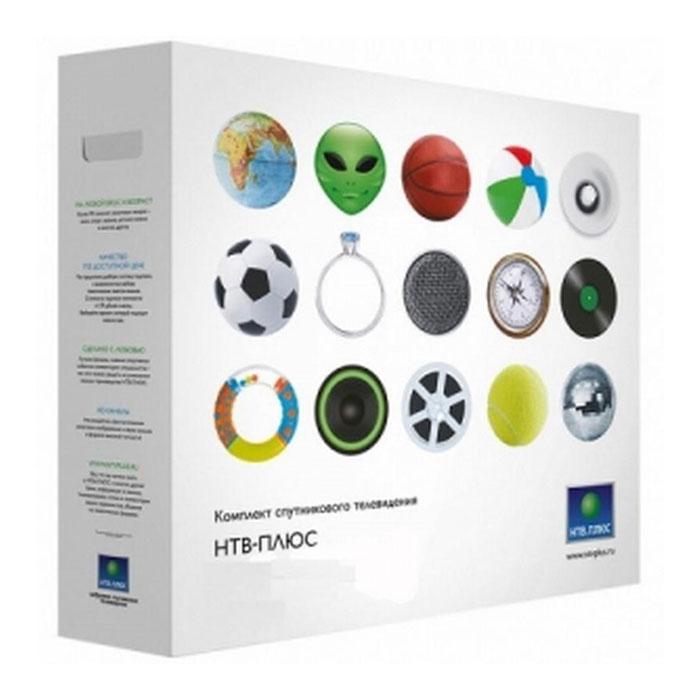 Комплект спутникового телевидения НТВ+ HD Simple «Сибирь» Start