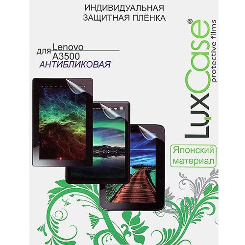 Защитная плёнка Luxcase для Lenovo Ideatab A3500, Антибликовая