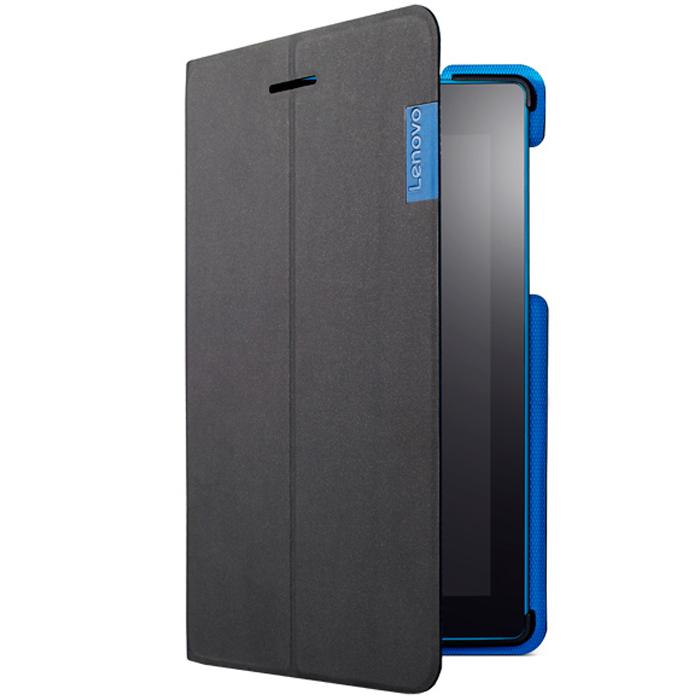 Чехол для Lenovo Tab 3 TB3-730X, Lenovo Folio Case, Black