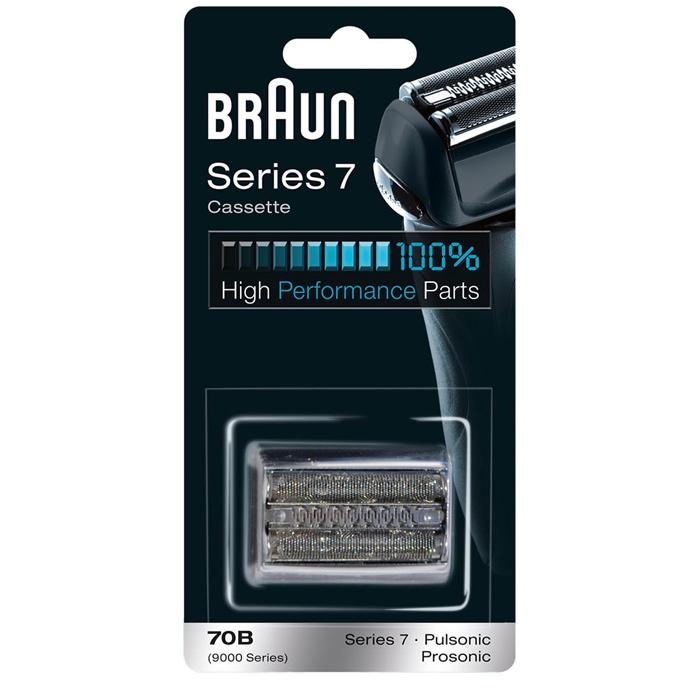 Бритвенная кассета 7 серии Braun 70B Pulsonic