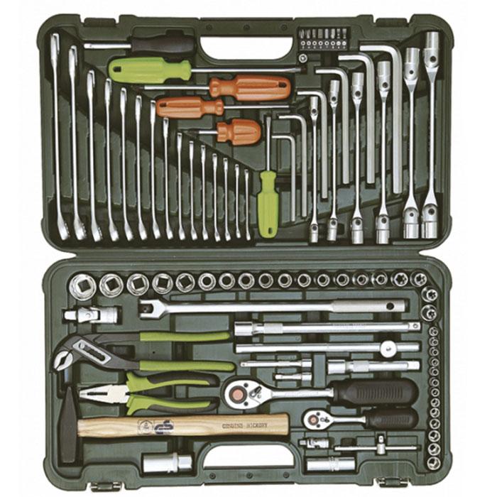 Набор инструментов для ремонта иномарок 89 предметов Дело Техники 622789