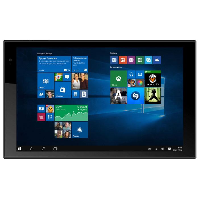 Планшетный компьютер 10.1″ Irbis TW44 4*1,8GHz/1Gb/32Gb/10.1″ 1280*800 IPS/Windows 10, black