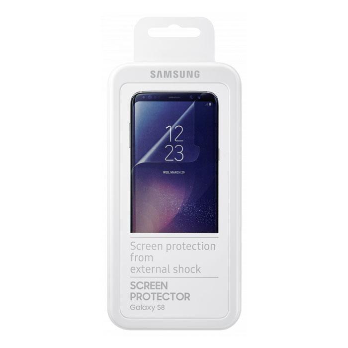 Защитная плёнка Samsung ET-FG950CTEGRU для Samsung Galaxy S8 SM-G950, Прозрачная