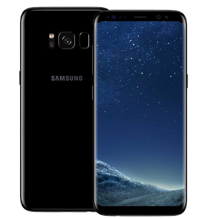 Смартфон Samsung Galaxy S8 SM-G950  Black