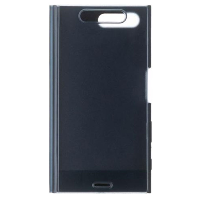 Чехол Sony SCTF20 Black для Sony F5321 Xperia X compact, черный