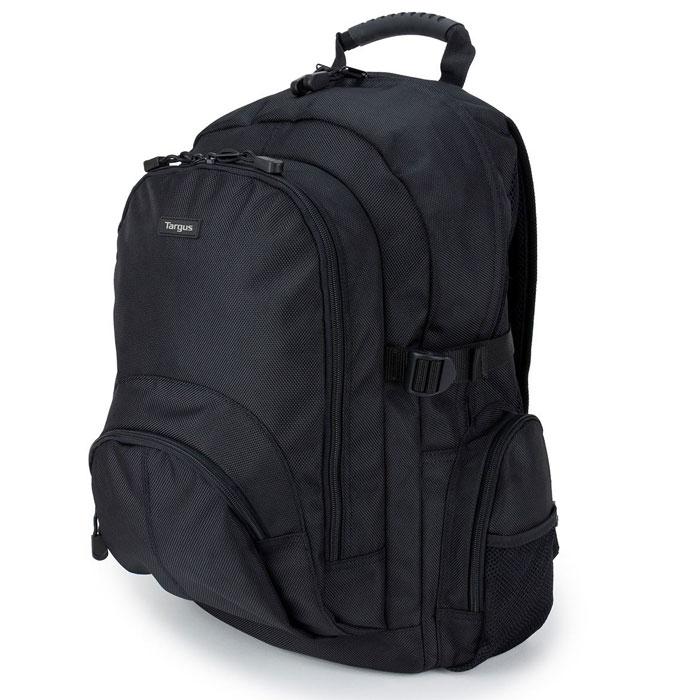 Рюкзак для ноутбука 16″ Targus CN600, черный, нейлоновый