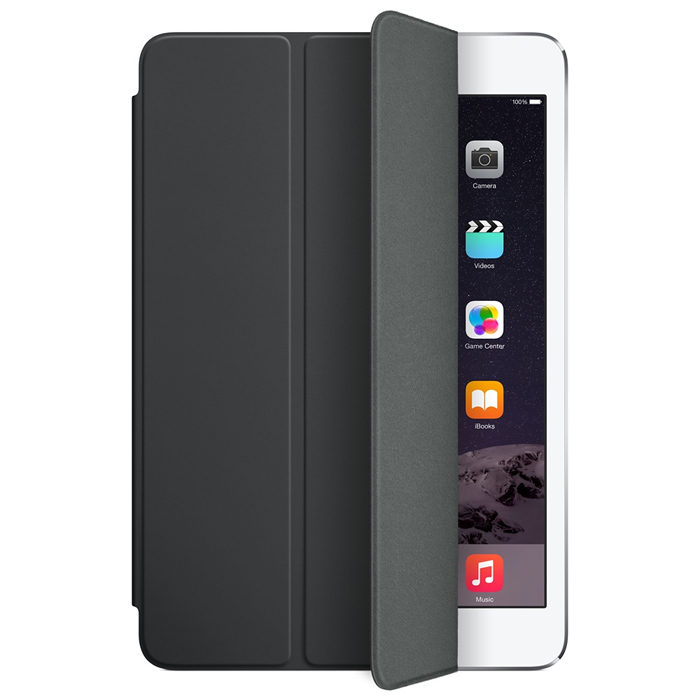 Чехол для Pad Mini/iPad Mini 2/iPad Mini 3 Smart Cover Black MGNC2ZM/A