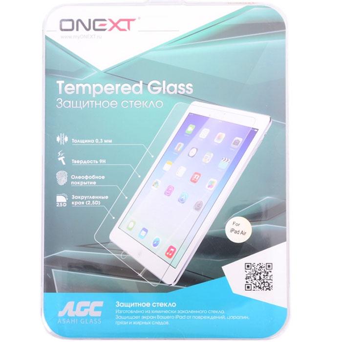 Защитное стекло для Apple iPad Air Onext