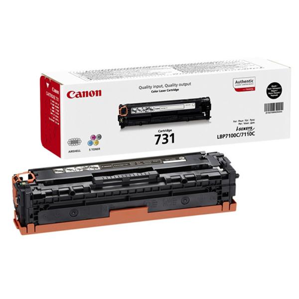 Картридж Canon 731 Black