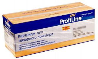 Картридж ProfiLine PL-CE401A Cyan