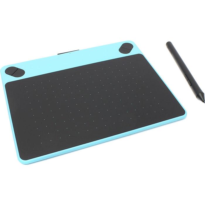 Планшет для рисования WACOM Intuos Art Blue P&T S ( CTH-490AB-N )