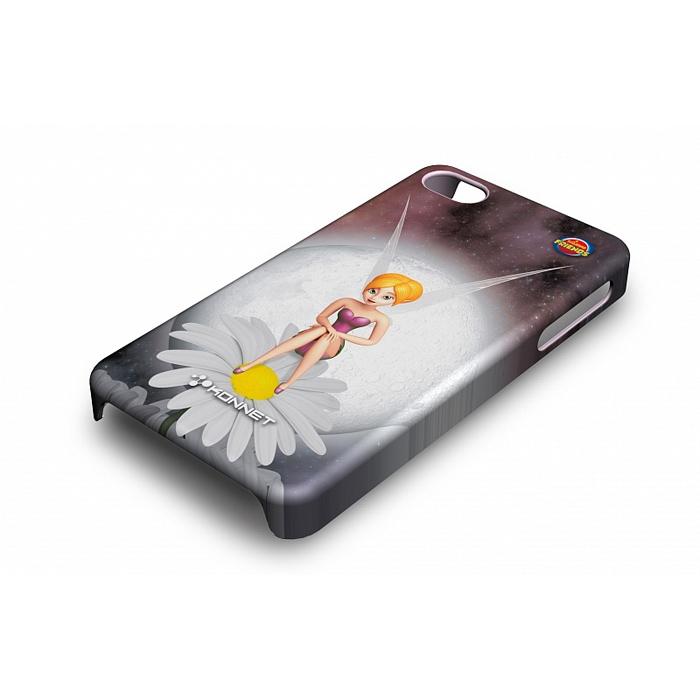 Чехол для iPhone 4/4S bb-mobile, фея